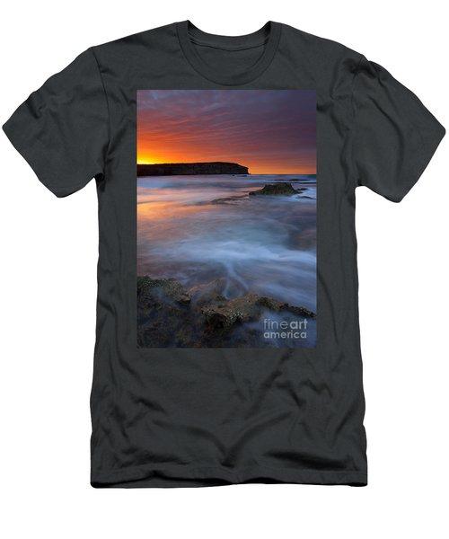 Pennington Dawn Men's T-Shirt (Slim Fit) by Mike  Dawson