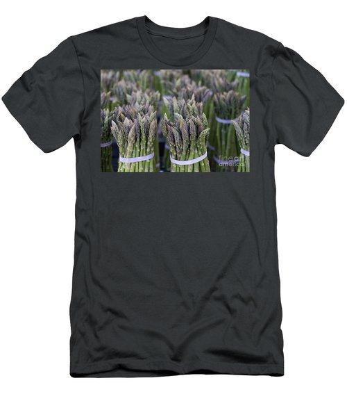 Fresh Asparagus Men's T-Shirt (Slim Fit) by Mike  Dawson