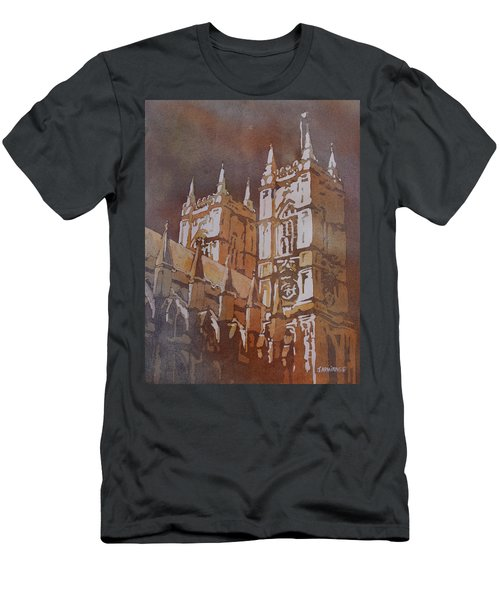 Shining Out Of The Rain Men's T-Shirt (Slim Fit) by Jenny Armitage