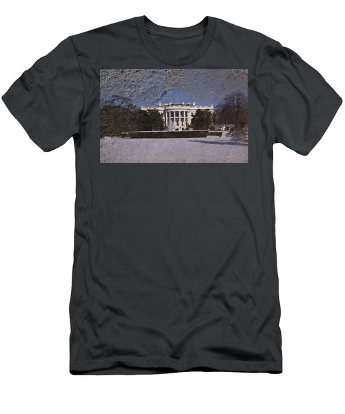 The Peoples House Men's T-Shirt (Slim Fit) by Skip Willits