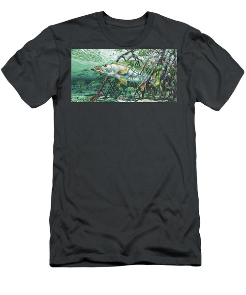 Undercover In0022 Men's T-Shirt (Slim Fit) by Carey Chen