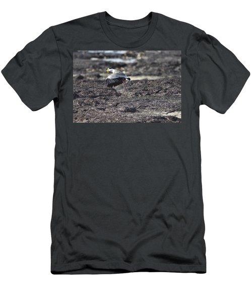 Gracious Ascent Men's T-Shirt (Slim Fit) by Douglas Barnard