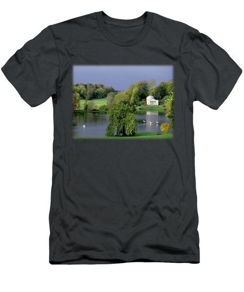 Before The Storm Men's T-Shirt (Slim Fit) by Jon Delorme