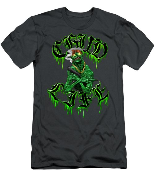 C.h.u.d. Life Men's T-Shirt (Slim Fit) by Kelsey Bigelow