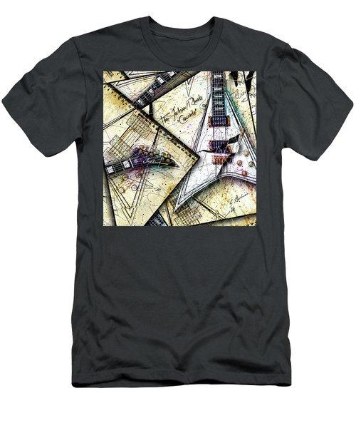 Concordia Men's T-Shirt (Slim Fit) by Gary Bodnar