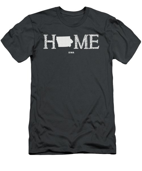 Ia Home Men's T-Shirt (Slim Fit) by Nancy Ingersoll