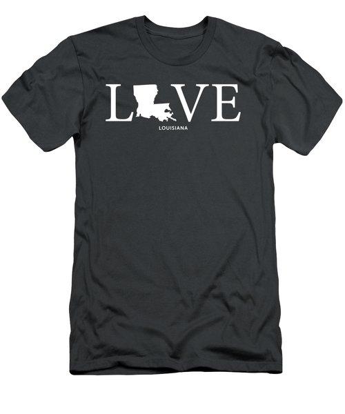 La Love Men's T-Shirt (Slim Fit) by Nancy Ingersoll