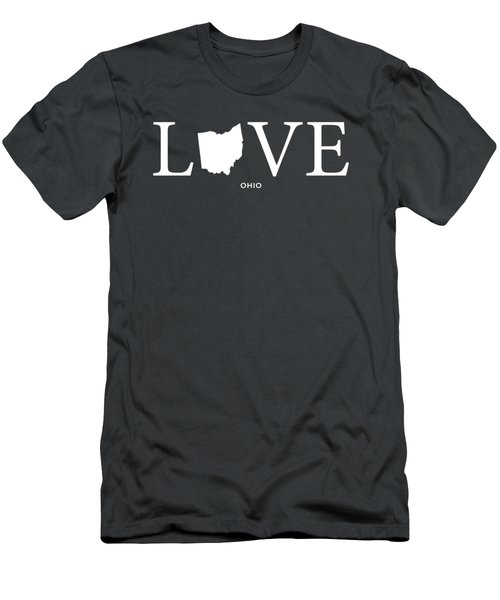 Oh Love Men's T-Shirt (Slim Fit) by Nancy Ingersoll