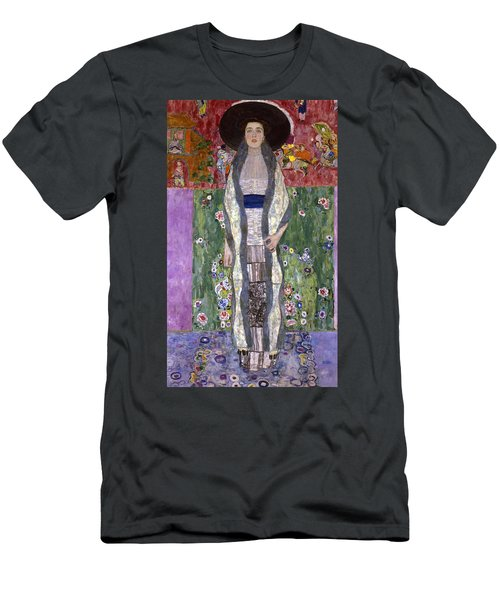 Portrait Of Adele Bloch-bauer II Men's T-Shirt (Slim Fit) by Gustav Klimt