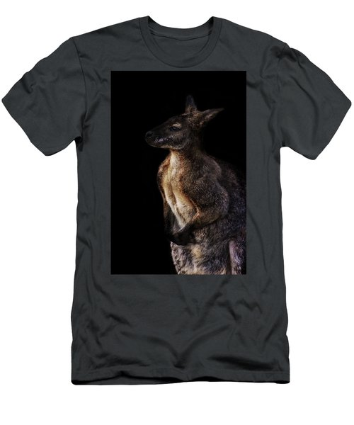 Roo Men's T-Shirt (Slim Fit) by Martin Newman