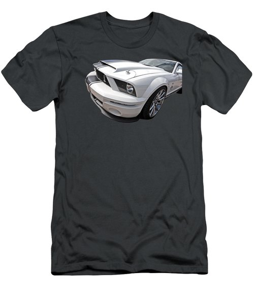 Sexy Super Snake Men's T-Shirt (Slim Fit) by Gill Billington