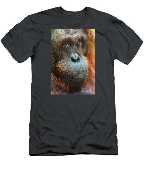 Soulful Men's T-Shirt (Slim Fit) by Jamie Pham