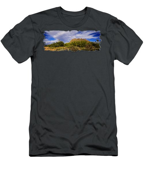 Southwest Summer P12 Men's T-Shirt (Slim Fit) by Mark Myhaver