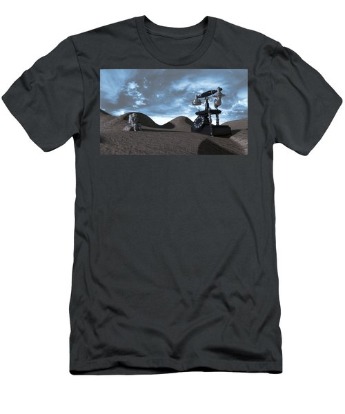 Tomorrow Morning Men's T-Shirt (Slim Fit) by Brainwave Pictures
