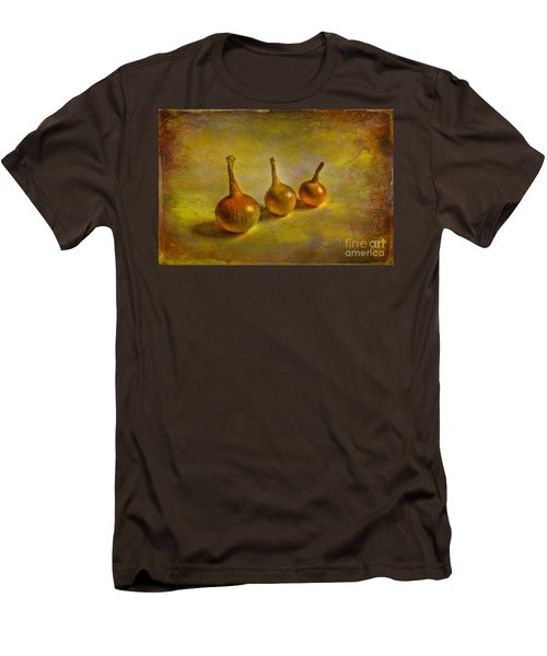 Autumn Harvest Men's T-Shirt (Slim Fit) by Veikko Suikkanen