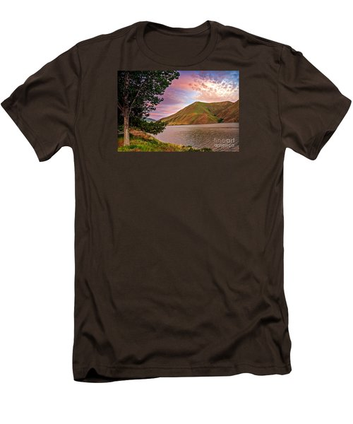 Beautiful Sunrise Men's T-Shirt (Slim Fit) by Robert Bales
