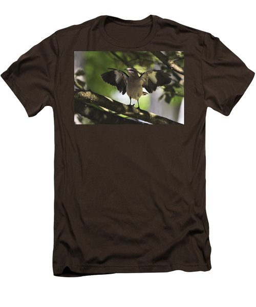 Mockingbird  Men's T-Shirt (Slim Fit) by Terry DeLuco