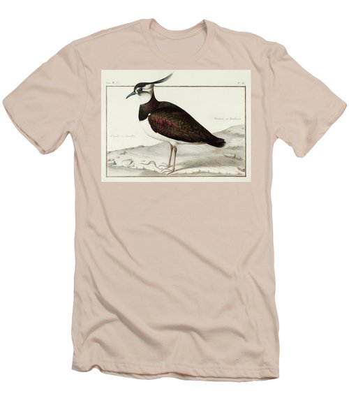 A Lapwing Men's T-Shirt (Slim Fit) by Nicolas Robert