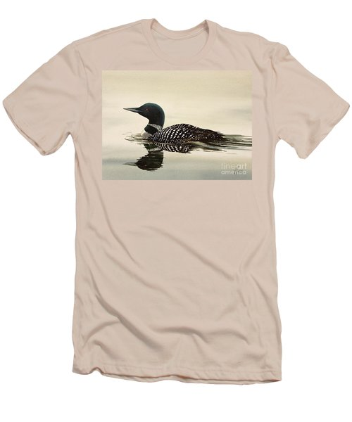 Loveliest Of Nature Men's T-Shirt (Slim Fit) by James Williamson