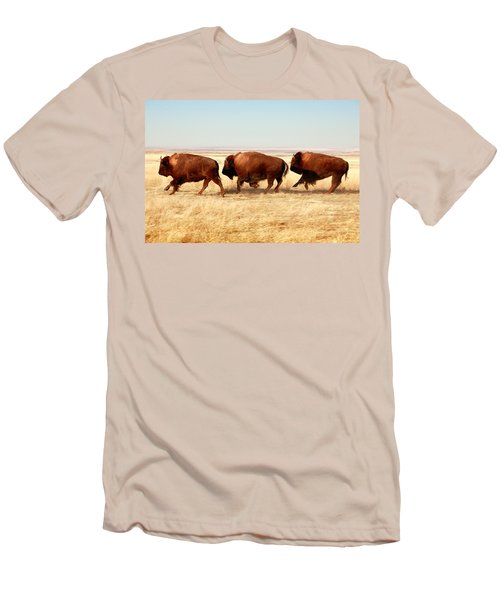 Tatanka Men's T-Shirt (Slim Fit) by Todd Klassy