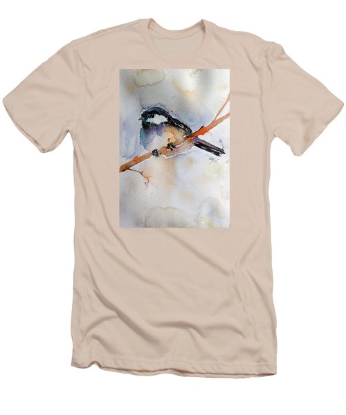 Bird Men's T-Shirt (Slim Fit) by Kovacs Anna Brigitta