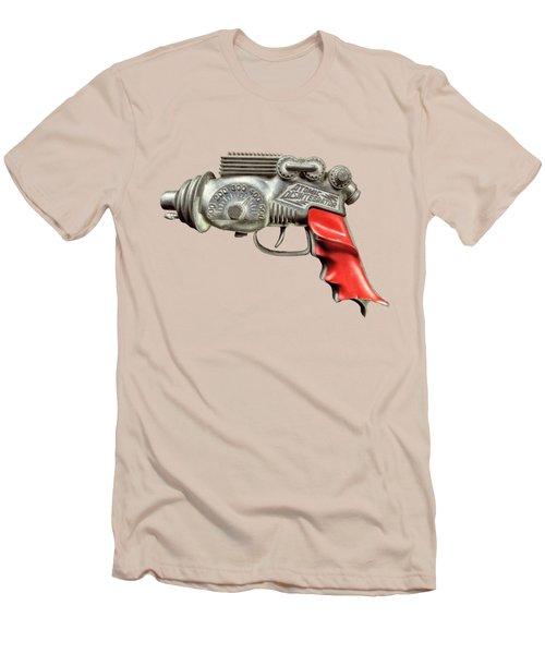 Atomic Disintegrator Men's T-Shirt (Slim Fit) by YoPedro