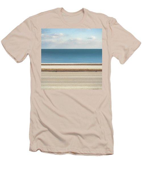 Lincoln Memorial Drive Men's T-Shirt (Slim Fit) by Scott Norris