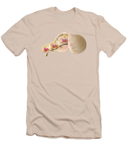 Nature's Golden Gems Men's T-Shirt (Slim Fit) by Gill Billington
