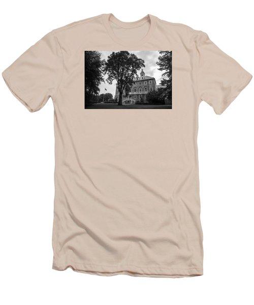 Old Main Penn State Men's T-Shirt (Slim Fit) by John McGraw