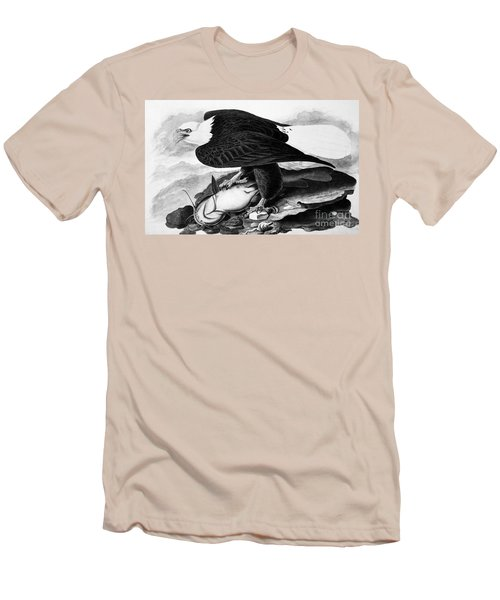 The Bald Eagle Men's T-Shirt (Slim Fit) by Granger
