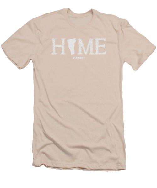Vt Home Men's T-Shirt (Slim Fit) by Nancy Ingersoll