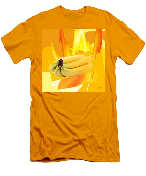 Banana Boat Men's T-Shirt (Slim Fit) by Jacquie King