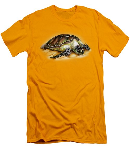 Beached For Promo Items Men's T-Shirt (Slim Fit) by William Love