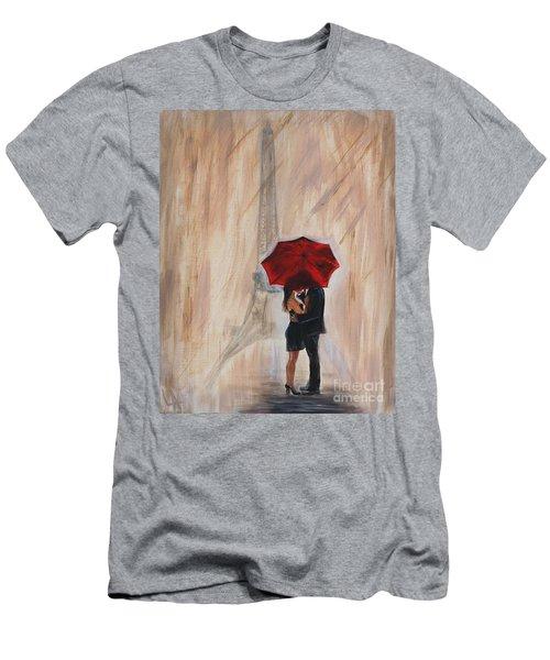 I'm Yours Men's T-Shirt (Slim Fit) by Leslie Allen