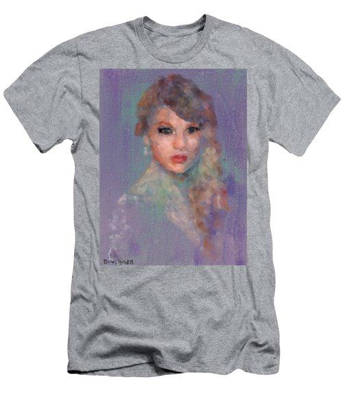 Taylor Men's T-Shirt (Slim Fit) by Scott Bowlinger