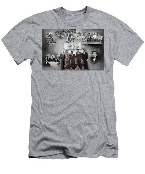 The Rat Pack Men's T-Shirt (Slim Fit) by Viola El