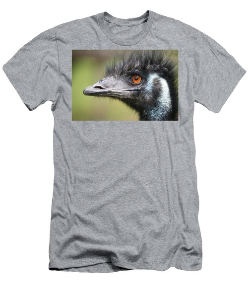 Emu Men's T-Shirt (Slim Fit) by Karol Livote
