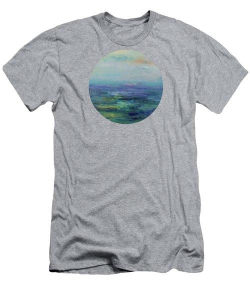 A Place For Peace Men's T-Shirt (Slim Fit) by Mary Wolf