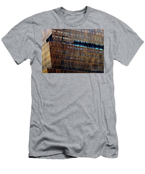 African American History And Culture 3 Men's T-Shirt (Slim Fit) by Randall Weidner