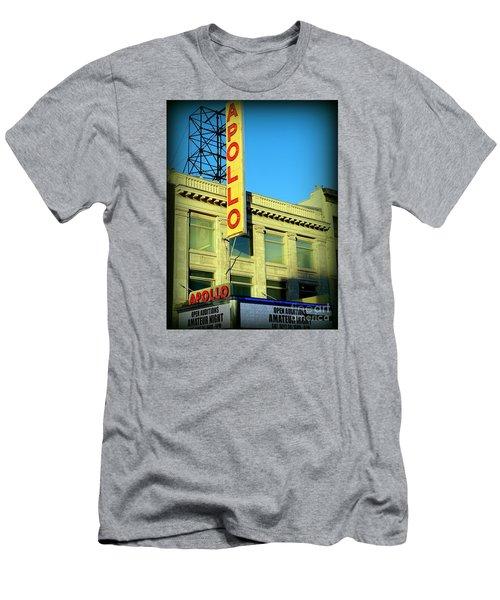 Apollo Vignette Men's T-Shirt (Slim Fit) by Ed Weidman
