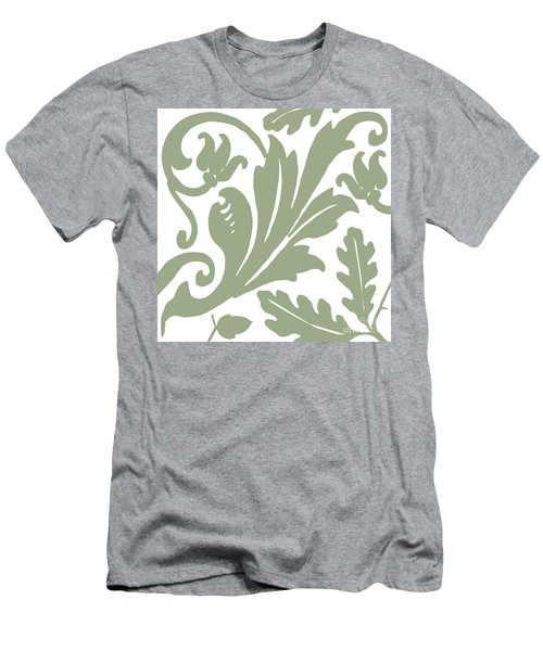 Arielle Olive Men's T-Shirt (Slim Fit) by Mindy Sommers