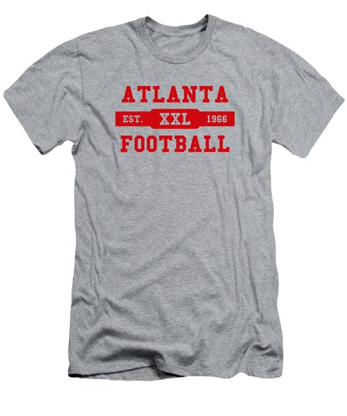 Falcons Retro Shirt Men's T-Shirt (Slim Fit) by Joe Hamilton