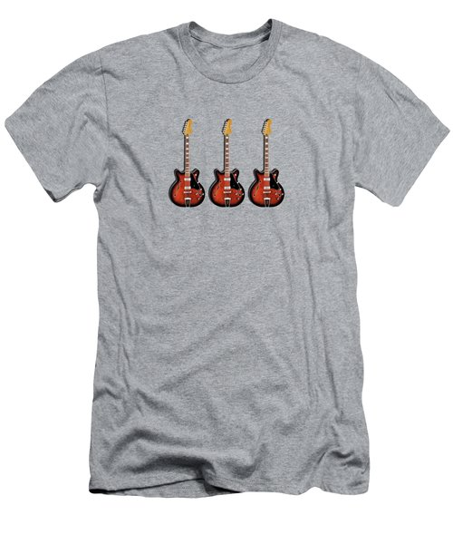 Fender Coronado Men's T-Shirt (Slim Fit) by Mark Rogan