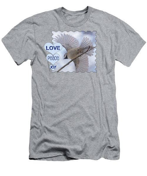Flight Men's T-Shirt (Slim Fit) by Karen Beasley