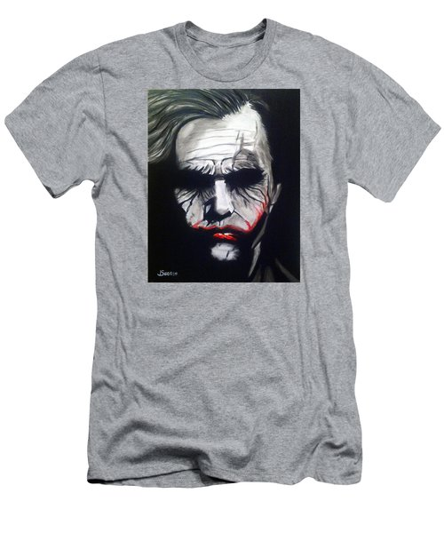 Joker Men's T-Shirt (Slim Fit) by John Svedese