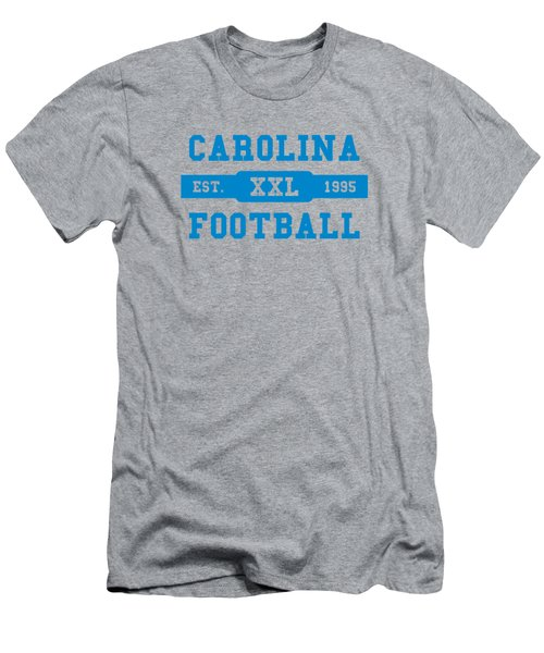 Panthers Retro Shirt Men's T-Shirt (Slim Fit) by Joe Hamilton