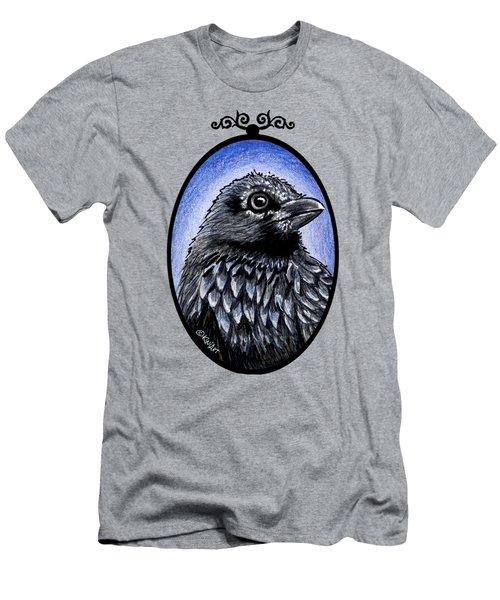 Raven Men's T-Shirt (Slim Fit) by Kim Niles