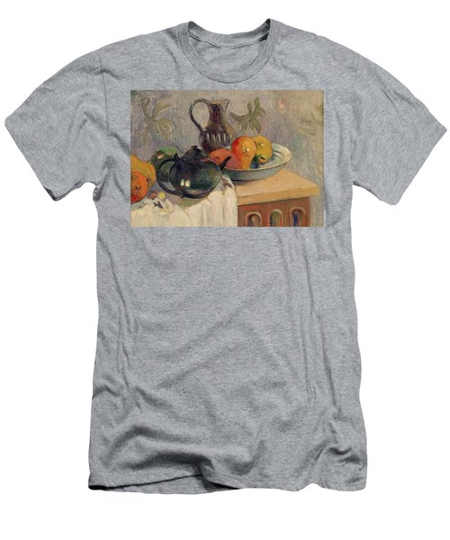 Teiera Brocca E Frutta Men's T-Shirt (Slim Fit) by Paul Gauguin