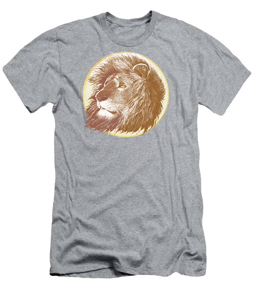 The One True King Men's T-Shirt (Slim Fit) by J L Meadows