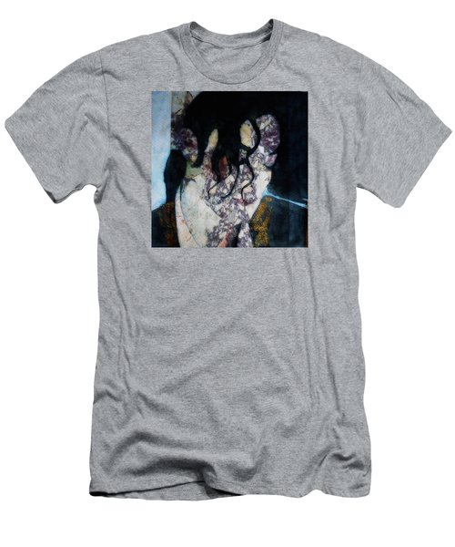 The Way You Make Me Feel Men's T-Shirt (Slim Fit) by Paul Lovering